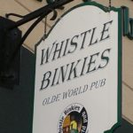 Whistle Binkies Social - Second Tuesday of the month @ 5:30PM