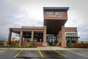 Breakfast at Five West - May 18, 2019