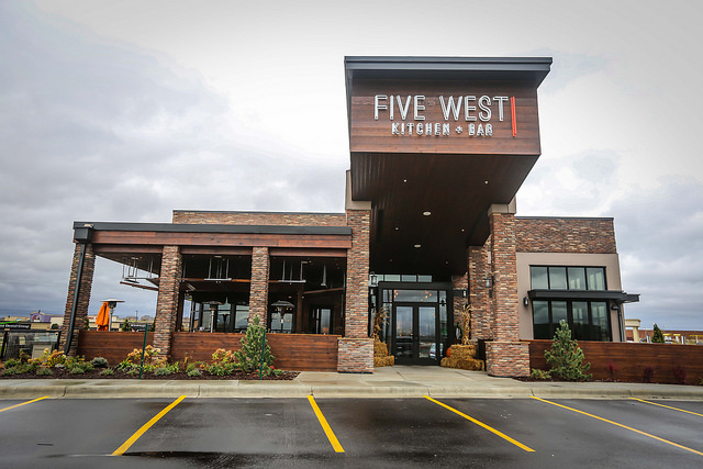 five west restaurant