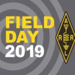 Field Day 2019 - June 21-23, 2019