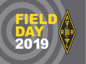 Field Day 2019 - June 21-23, 2019